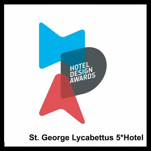 St. George Lycabettus – Hotel design awards
